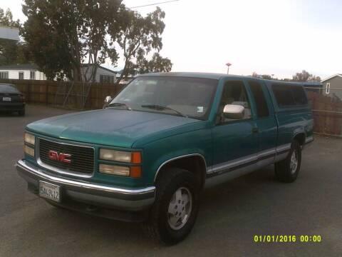 1994 GMC Sierra 1500 for sale at Mendocino Auto Auction in Ukiah CA
