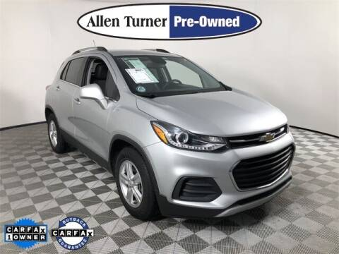 2017 Chevrolet Trax for sale at Allen Turner Hyundai in Pensacola FL