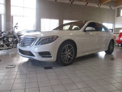 2015 Mercedes-Benz S-Class for sale at Elite Motors in Fargo ND