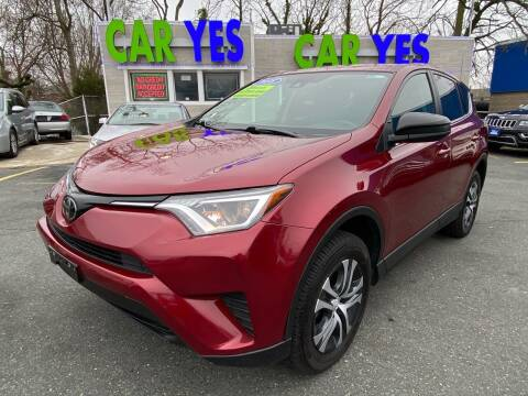 2018 Toyota RAV4 for sale at Car Yes Auto Sales in Baltimore MD
