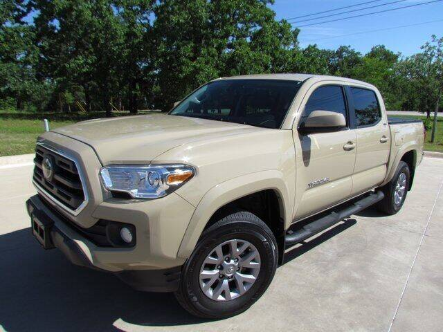 2019 Toyota Tacoma for sale in Denton, TX