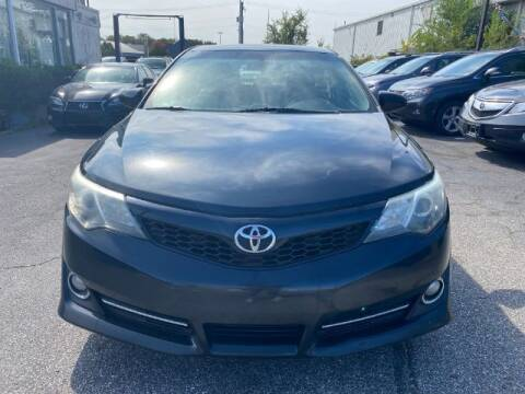 2013 Toyota Camry for sale at A&R Motors in Baltimore MD