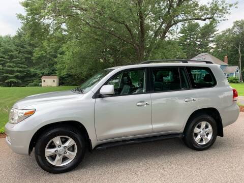 2008 Toyota Land Cruiser for sale at 41 Liberty Auto in Kingston MA