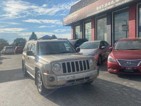 2009 Jeep Patriot for sale at Washington Auto Group in Waukegan IL