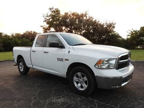 2016 RAM Ram Pickup 1500 for sale at SUPER DEAL MOTORS in Hollywood FL