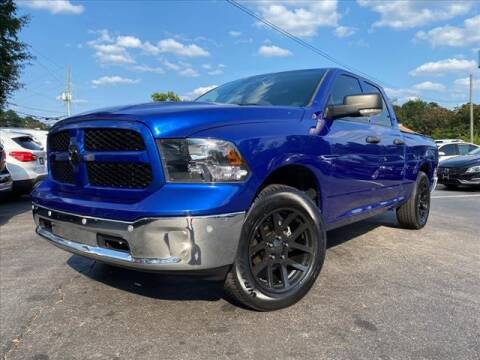 2014 RAM Ram Pickup 1500 for sale at iDeal Auto in Raleigh NC