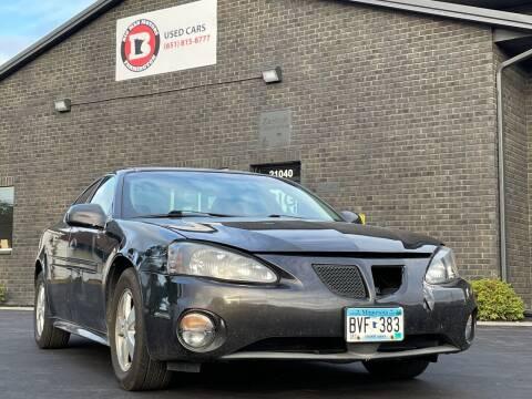 2008 Pontiac Grand Prix for sale at Big Man Motors in Farmington MN