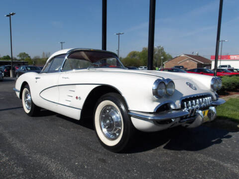1958 Chevrolet Corvette for sale at TAPP MOTORS INC in Owensboro KY
