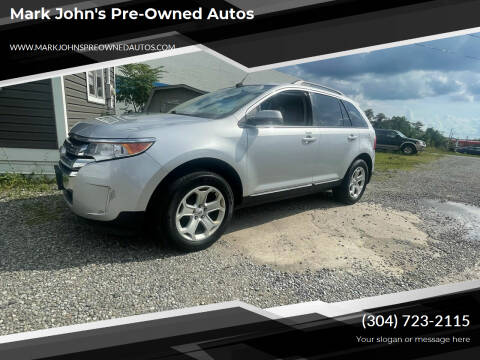 2013 Ford Edge for sale at Mark John's Pre-Owned Autos in Weirton WV
