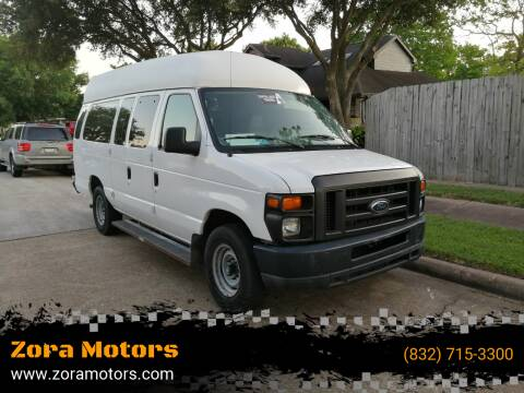 2009 Ford E-Series Cargo for sale at Zora Motors in Houston TX