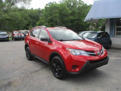 2013 Toyota RAV4 for sale at Mill Street Motors in Worcester MA