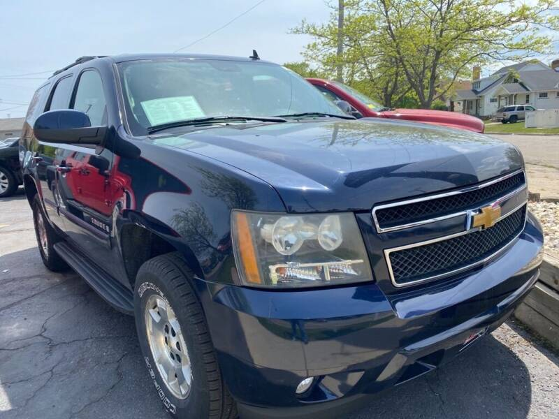 2007 Chevrolet Tahoe for sale at Zs Auto Sales in Kenosha WI