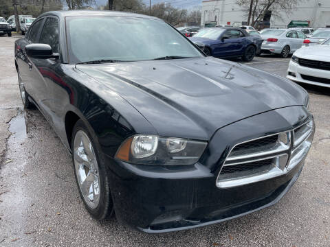 2013 Dodge Charger for sale at PRESTIGE AUTOPLEX LLC in Austin TX