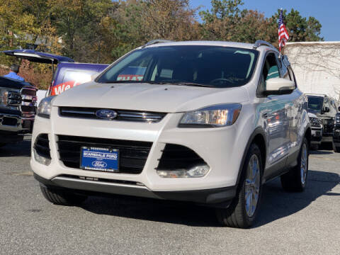 2016 Ford Escape for sale at Westchester Automotive in Scarsdale NY