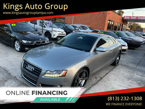 2011 Audi A5 for sale at Kings Auto Group in Tampa FL