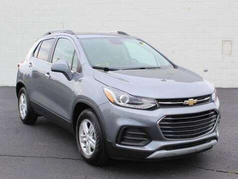 2019 Chevrolet Trax for sale at Ed Koehn Chevrolet in Rockford MI