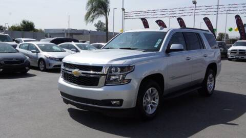 2020 Chevrolet Tahoe for sale at Choice Motors in Merced CA