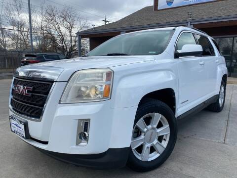 2010 GMC Terrain for sale at Global Automotive Imports of Denver in Denver CO