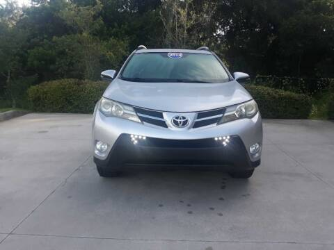 2014 Toyota RAV4 for sale at Jeff's Auto Sales & Service in Port Charlotte FL