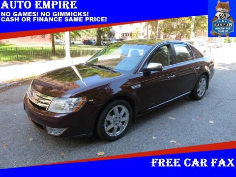 2009 Ford Taurus for sale at Auto Empire in Brooklyn NY