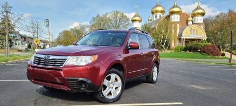 2009 Subaru Forester for sale at Car Leaders NJ, LLC in Hasbrouck Heights NJ