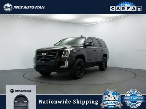 2016 Cadillac Escalade for sale at INDY AUTO MAN in Indianapolis IN