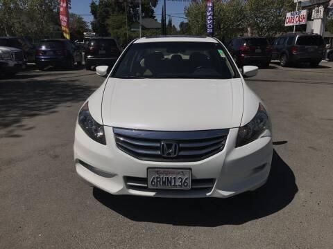 2011 Honda Accord for sale at EXPRESS CREDIT MOTORS in San Jose CA