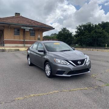 2017 Nissan Sentra for sale at FIRST CLASS AUTO SALES in Bessemer AL
