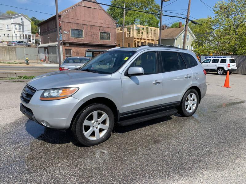 2008 Hyundai Santa Fe for sale at Capital Auto Sales in Providence RI