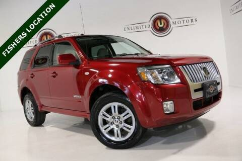 2008 Mercury Mariner for sale at Unlimited Motors in Fishers IN