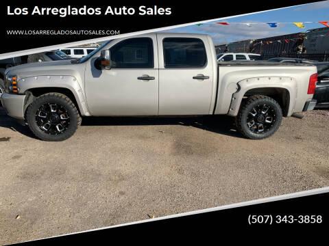 2009 Chevrolet Silverado 1500 for sale at Los Arreglados Auto Sales in Worthington MN