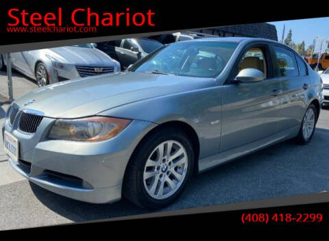 2007 BMW 3 Series for sale at Steel Chariot in San Jose CA