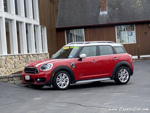 2019 MINI Countryman for sale at Cupples Car Company in Belmont NH