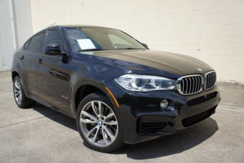2016 BMW X6 for sale at CU Carfinders in Norcross GA