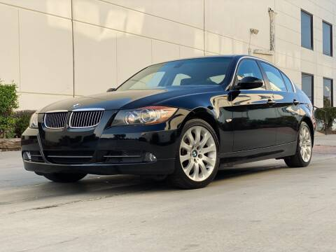 2006 BMW 3 Series for sale at New City Auto - Retail Inventory in South El Monte CA