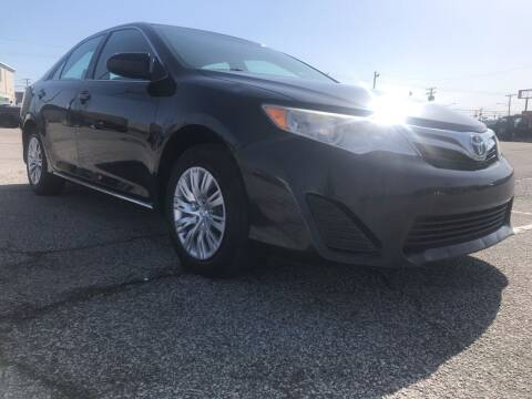 2014 Toyota Camry for sale at Classic Motor Group in Cleveland OH