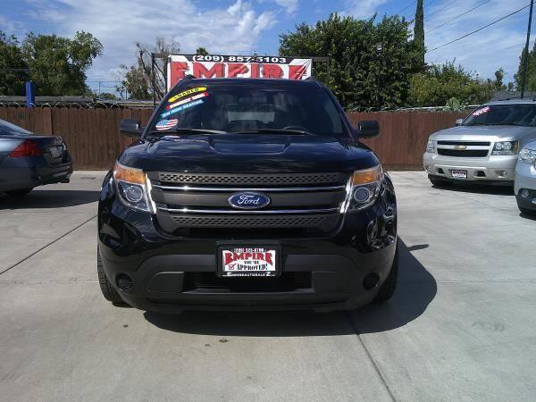 2012 Ford Explorer for sale at Empire Auto Sales in Modesto CA