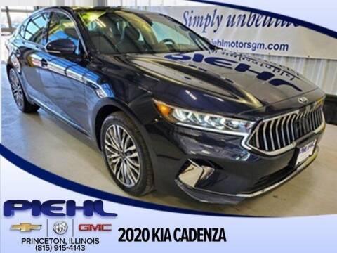 2020 Kia Cadenza for sale at Piehl Motors - PIEHL Chevrolet Buick Cadillac in Princeton IL