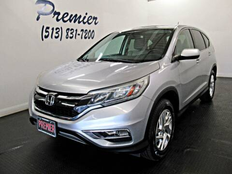 2015 Honda CR-V for sale at Premier Automotive Group in Milford OH