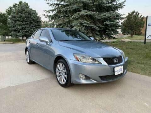 2006 Lexus IS 250 for sale at Tobias of Blue Star Auto Group in Frederick CO