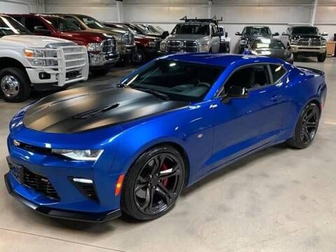 2018 Chevrolet Camaro for sale at Diesel Of Houston in Houston TX