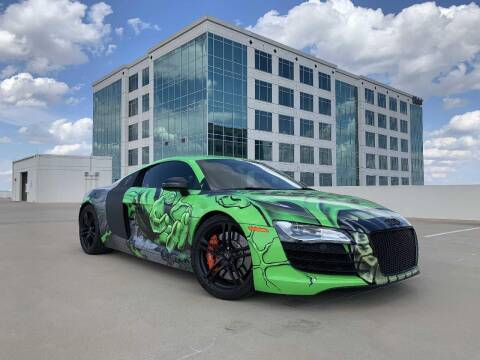 2009 Audi R8 for sale at SIGNATURE Sales & Consignment in Austin TX