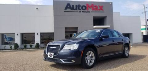 2015 Chrysler 300 for sale at AutoMax of Memphis - Darrell James in Memphis TN