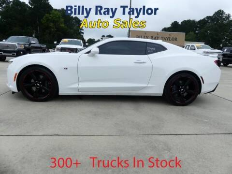 2016 Chevrolet Camaro for sale at Billy Ray Taylor Auto Sales in Cullman AL