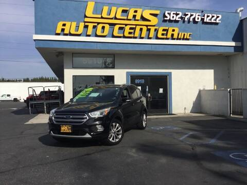 2017 Ford Escape for sale at Lucas Auto Center in South Gate CA