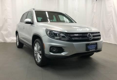 2012 Volkswagen Tiguan for sale at Direct Auto Sales in Philadelphia PA