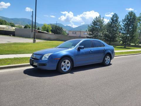 2009 Ford Fusion for sale at A.I. Monroe Auto Sales in Bountiful UT
