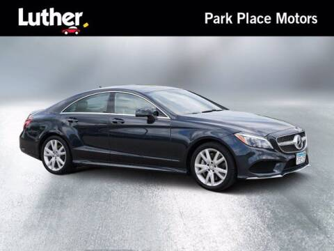 2015 Mercedes-Benz CLS for sale at Park Place Motor Cars in Rochester MN