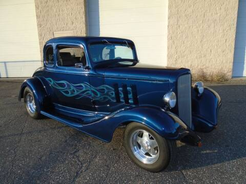 1933 Chevrolet Master Deluxe for sale at Route 65 Sales & Classics LLC - Classic Cars in Ham Lake MN