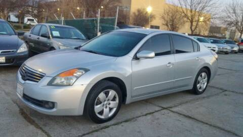 2007 Nissan Altima for sale at Carspot Auto Sales in Sacramento CA